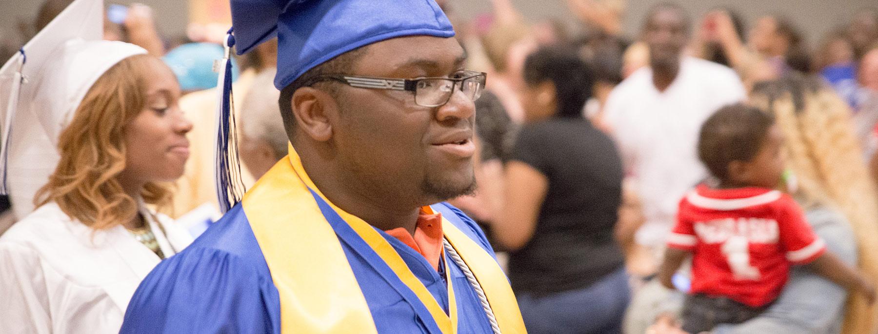 Indianapolis Metropolitan High School Graduate