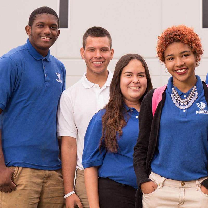 Indianapolis Metropolitan High School Student Alumni