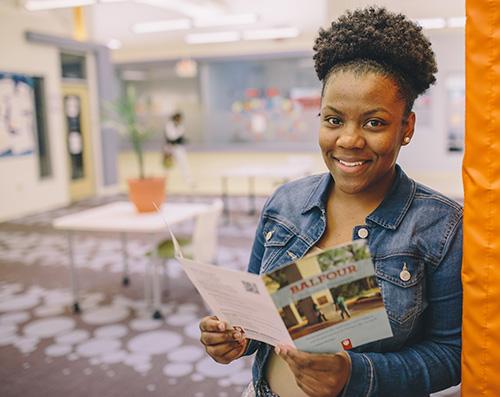 2017 Indianapolis Met Student Achiever